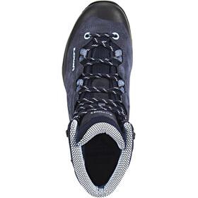 Lowa Sassa GTX Mid Zapatillas Mujer, navy/light blue
